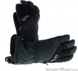 Scott Ultimate Premium GTX Damen Handschuhe Gore-Tex-Schwarz-L