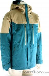 Scott Vertic 2l Insulated Herren Skijacke-Blau-XL