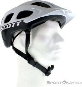 Scott Vivo Bikehelm-Weiss-L
