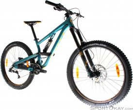 Scott Voltage FR 720 2018 Freeridebike-Blau-L