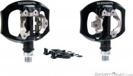 Shimano PD-A530 SPD Pedale-Schwarz-One Size