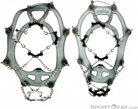 Snowline Chainsen Trail Spikes-Schwarz-XL