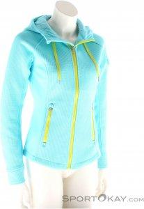 Spyder Ardent Full Zip Damen Outdoorsweater-Blau-42