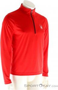Spyder Silver Dip Dry HZ Herren Skisweater-Rot-XL