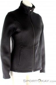 Spyder Women's Endure FZ Mid WT Stryke Damen Skisweater-Schwarz-XS