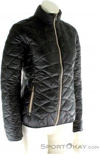 Sun Valley Fernie Jacket Damen Freizeitjacke-Schwarz-XS