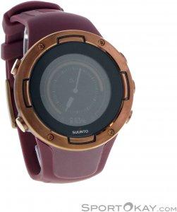 Suunto 5 G1 GPS-Sportuhr-Rot-One Size