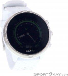 Suunto 9 G1 White GPS-Sportuhr-Weiss-One Size