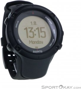 Suunto Ambit 3 Peak GPS-Sportuhr-Schwarz-One Size
