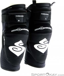 Sweet Protection Bearsuit Pro Knee Pads Knieprotektoren-Schwarz-XL