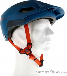 Sweet Protection Dissenter Bikehelm-Blau-M-L