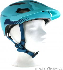 Sweet Protection Dissenter Damen Bikehelm-Blau-M-L