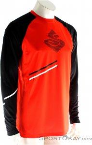 Sweet Protection Hunter LS Jersey Herren Bikeshirt-Orange-XL
