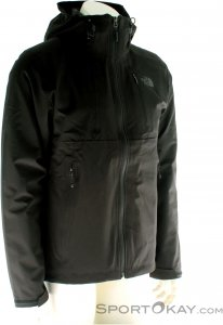 The North Face ThermoBall Triclimate JKT Herren Outdoorjacke-Schwarz-XXL