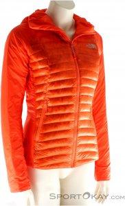 The North Face Verto Prima Hoodie Damen Tourenjacke-Orange-L