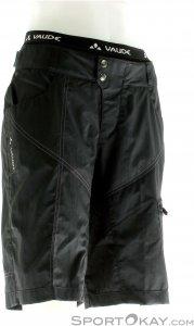 Vaude Tamaro Shorts Damen Bikehose-Schwarz-XL
