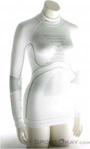 X-Bionic Acc Evo UW Shirt Damen Funktionsshirt-Weiss-L-XL