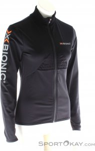 X-Bionic Cross Country Beaver Performed Damen Skisweater-Schwarz-L