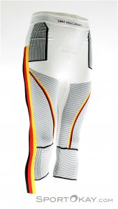 X-Bionic Energy Accumulator EVO Patriot Funktionshose-Rot-XXL