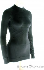 X-Bionic Energy Accumulator Evo Shirt Damen Funktionsshirt-Schwarz-L-XL