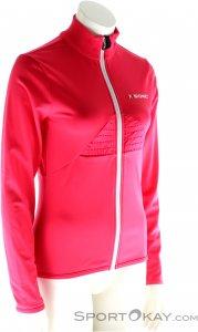 X-Bionic Outdoor Beaver Performed Shirt Damen Skisweater-Pink-Rosa-XL