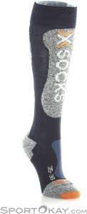 X-Socks Skiing Light Skisocken-Blau-35-38