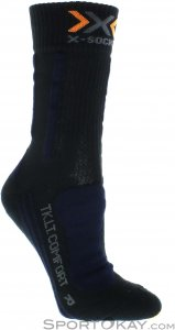 X-Socks Trekking Light Comfort Damen Wandersocken-Blau-35-36