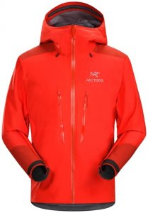 Arcteryx Alpha AR Jacket GTX Mens Herren (Rot L INT )   Bekleidung Jacken Gore-Tex-Jacken