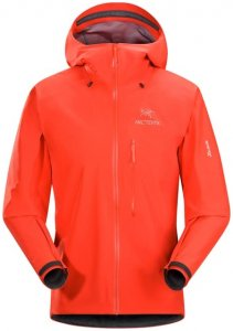 Arcteryx Alpha FL Jacket GTX Men Herren (Rot XL INT ) | Bekleidung Jacken Gore-Tex-Jacken