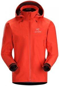 Arcteryx Beta AR Jacket GTX Mens Herren (Rot L INT )   Bekleidung Jacken Gore-Tex-Jacken