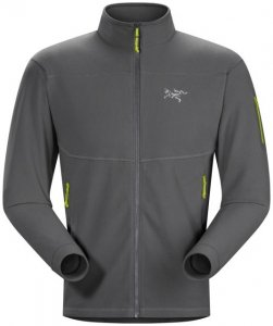 Arcteryx Delta LT Jacket Mens Herren (Grau S INT ) | Bekleidung Jacken Isolationsjacken