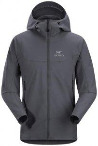 Arcteryx Gamma LT Hoody Softshell Men Herren (Grau XXL INT ) | Bekleidung Jacken Softshell-Jacken