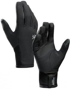 Arcteryx Venta Glove WS (Schwarz L INT )   Bekleidung Handschuhe Winddichte-Handschuhe