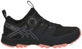 Asics Gel FujiRado w Damen (Anthrazit 6 5 US 37.5 EU )   Training Running Trail