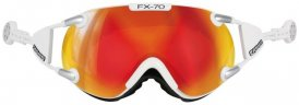 Casco FX-70 (Weiß M INT ) | Ausruestung Brillen Skibrillen