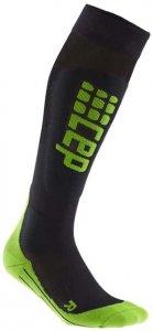 CEP Ski Ultralight Socks Herren (Schwarz V Gr. ) | Bekleidung Accessoires Socken-Struempfe