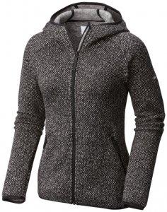 Columbia Chillin Fleece Damen (Schwarz XL INT )   Bekleidung Jacken Fleecejacken