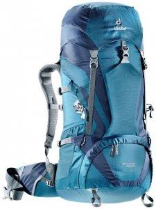 Deuter ACT Lite 50 + 10 (Blau ) | Ausruestung Rucksaecke Trekkingrucksaecke
