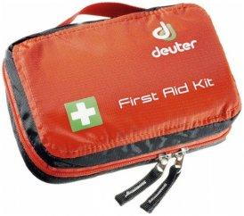 Deuter First Aid Kit (Rot ) | Ausruestung Lawinen-Bergsicherheit Erste-Hilfe-Sets