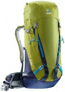 Deuter Guide 35+ (Hellgrün ) | Ausruestung Rucksaecke Kletter-Alpinrucksaecke