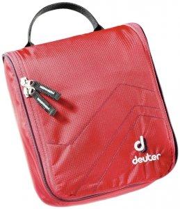 Deuter Wash Center I (Rot )   Ausruestung Outdoor-Reisezubehoer Reiseaccessoires
