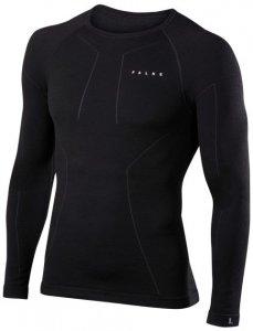 Falke Wool Tec Warm LS Shirt Comfort M Herren (Schwarz XL INT )   Bekleidung Unterwaesche Funktionsunterhemden