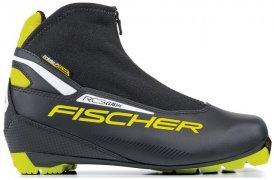 Fischer RC3 Classic (Schwarz 45 EU ) | Ausruestung Skiausruestung Langlaufschuhe