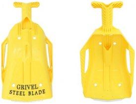 Grivel Shovel Steel Blade (Gelb ) | Wintersport Skitouren Lawinensonden-Schaufeln