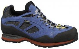 Hanwag Lime Rock GTX Herren (Blau 12 5 UK 48 EU ) | Schuhe Zustiegs-Approachschuhe