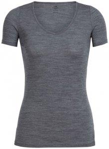 Icebreaker Wmns Siren SS Sweetheart Damen (Anthrazit XS INT ) | Bekleidung Shirts Funktionsshirts