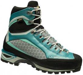 La sportiva Trango Tower Woman GTX Damen (Petrol 41 5 EU ) | Schuhe Expeditions-Hochtourenschuhe (Alpine Bergschuhe)