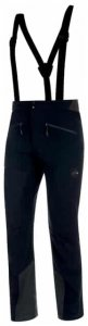 Mammut Base Jump SO Touring Pants Men Herren (Schwarz 54 D ) | Bekleidung Hosen-Shorts Softshell-Hosen
