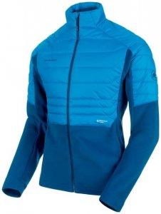 Mammut Innominata ML Hybrid Jacket Men Herren (Blau XL INT ) | Bekleidung Jacken Isolationsjacken