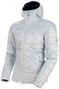 Mammut Rime IN Hooded Jacket Men Herren (Grau XL INT ) | Bekleidung Jacken Isolationsjacken